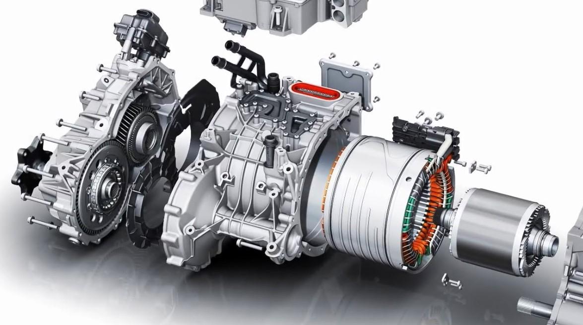 2020 Audi E Tron Engine