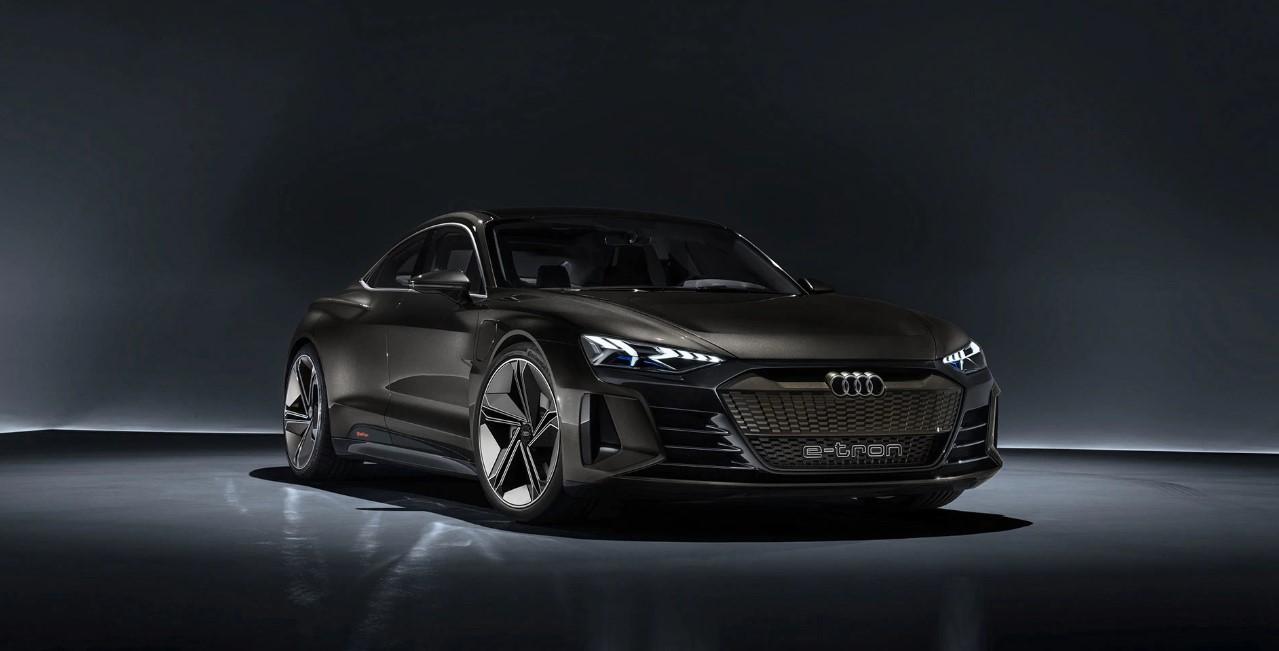 2020 Audi E Tron Exterior
