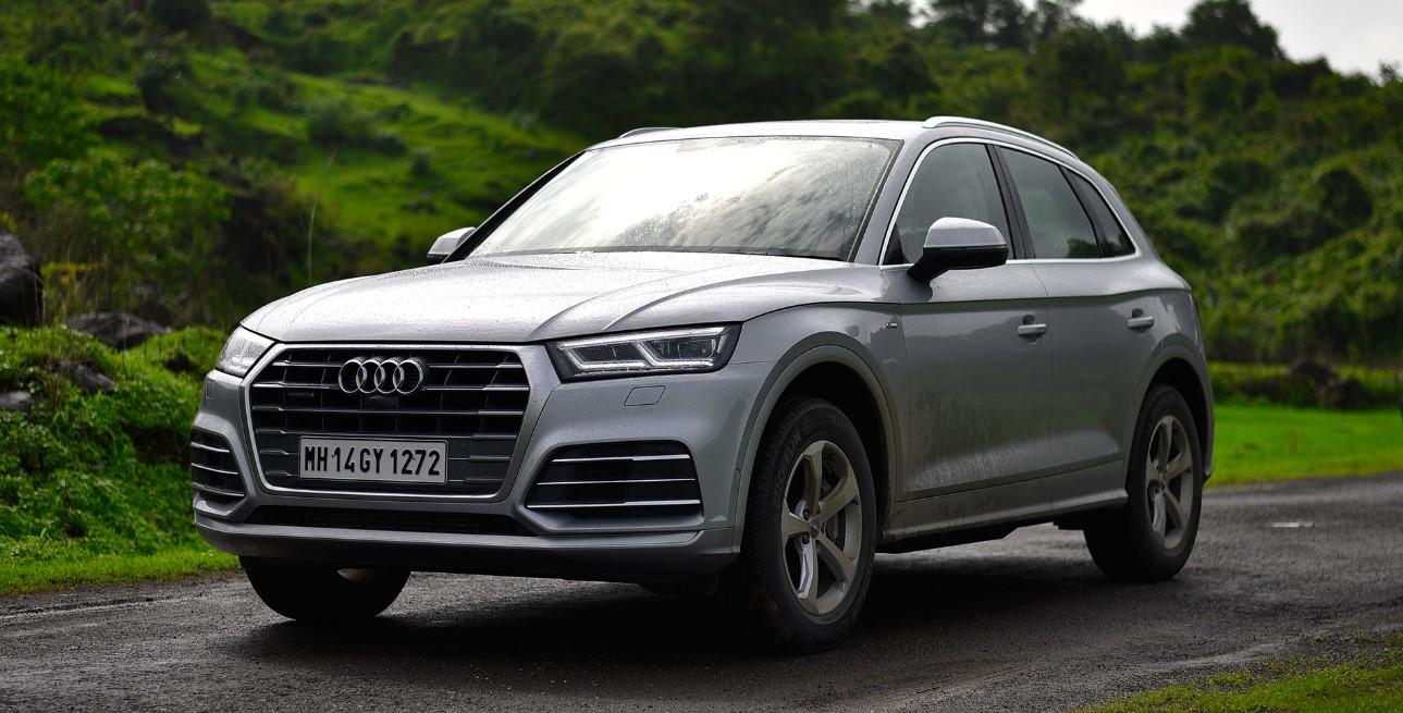 2020 Audi Q5 Exterior