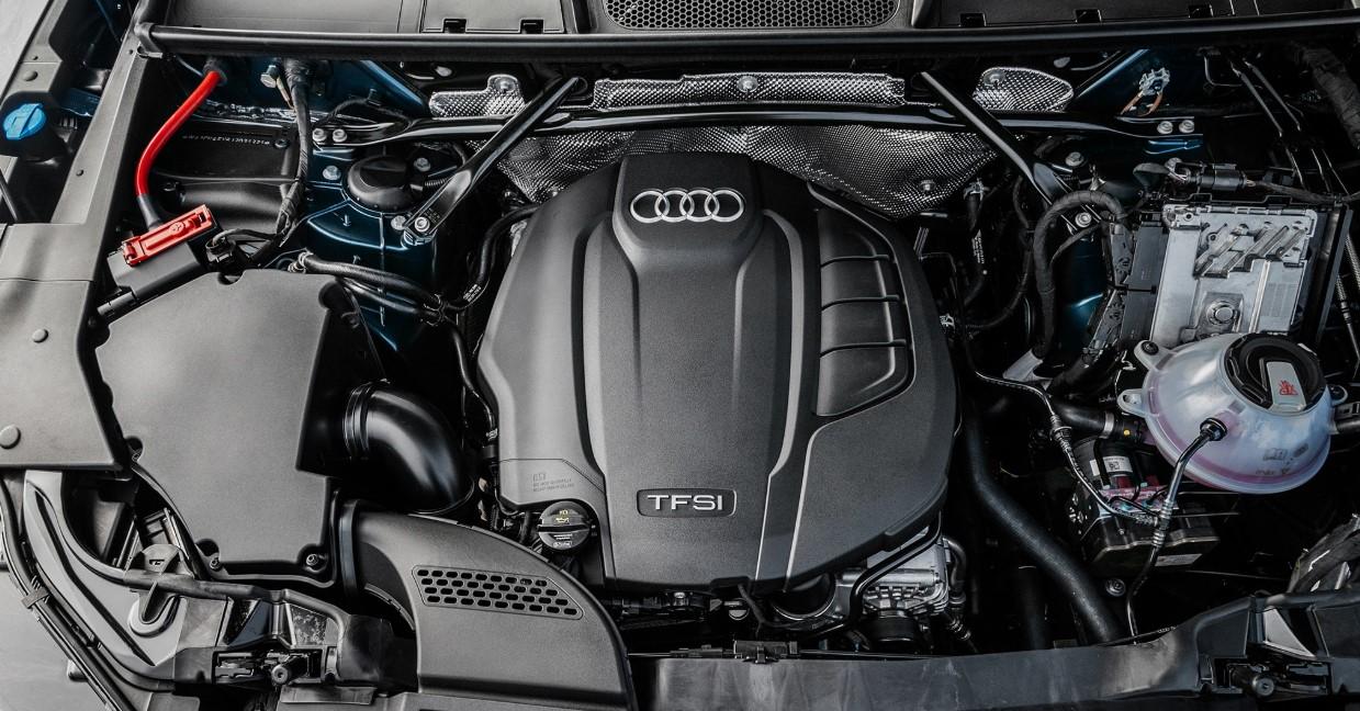 2020 Audi Q6 Engine