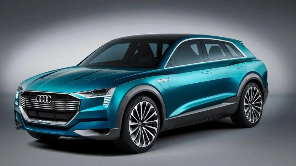 2020 Audi Q6 Exterior
