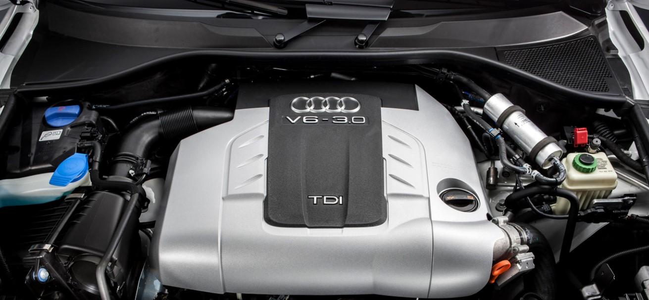 2020 Audi Q7 Engine