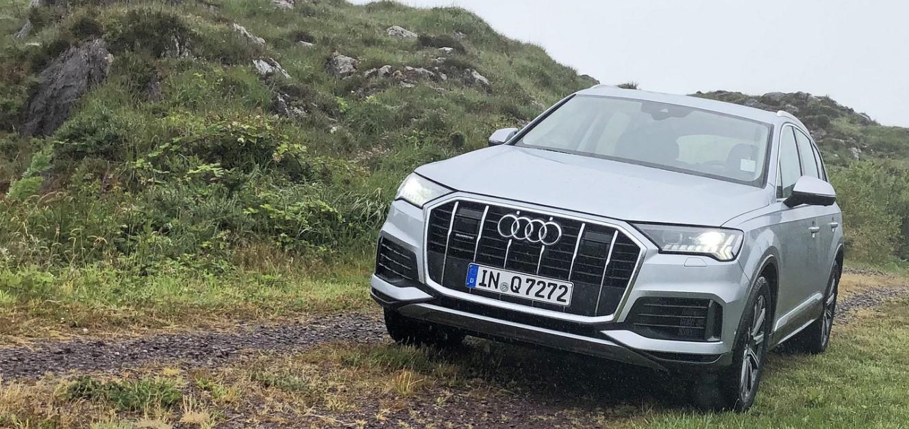 2020 Audi Q7 Exterior