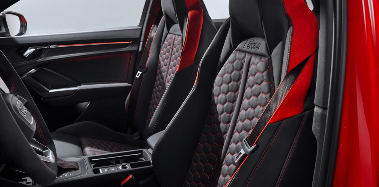 2020 Audi RS Q3 Interior
