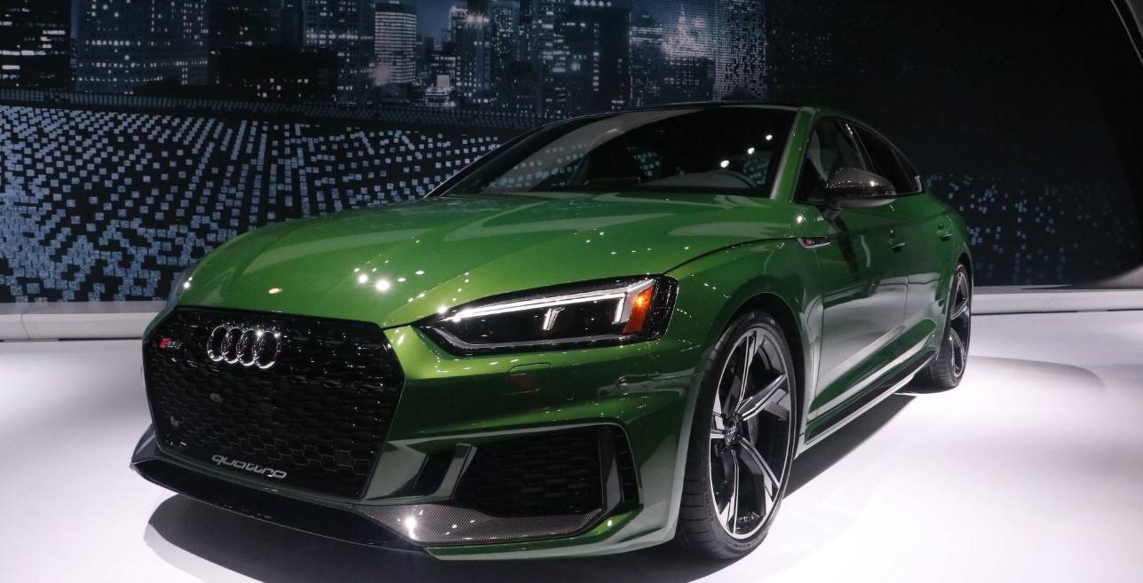 2020 Audi RS5 Exterior