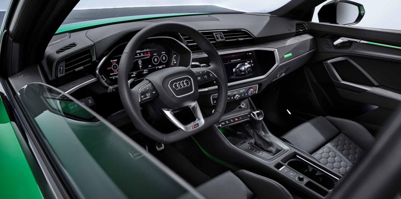 2020 Audi RS5 Interior