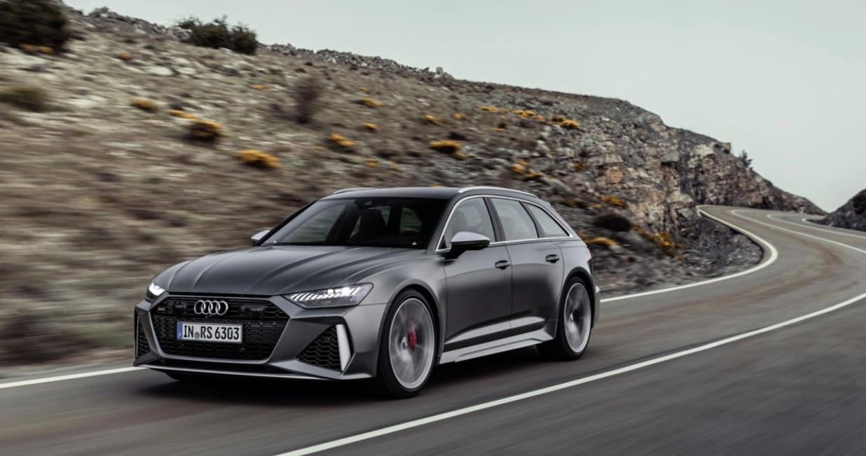 2020 Audi RS6 Exterior