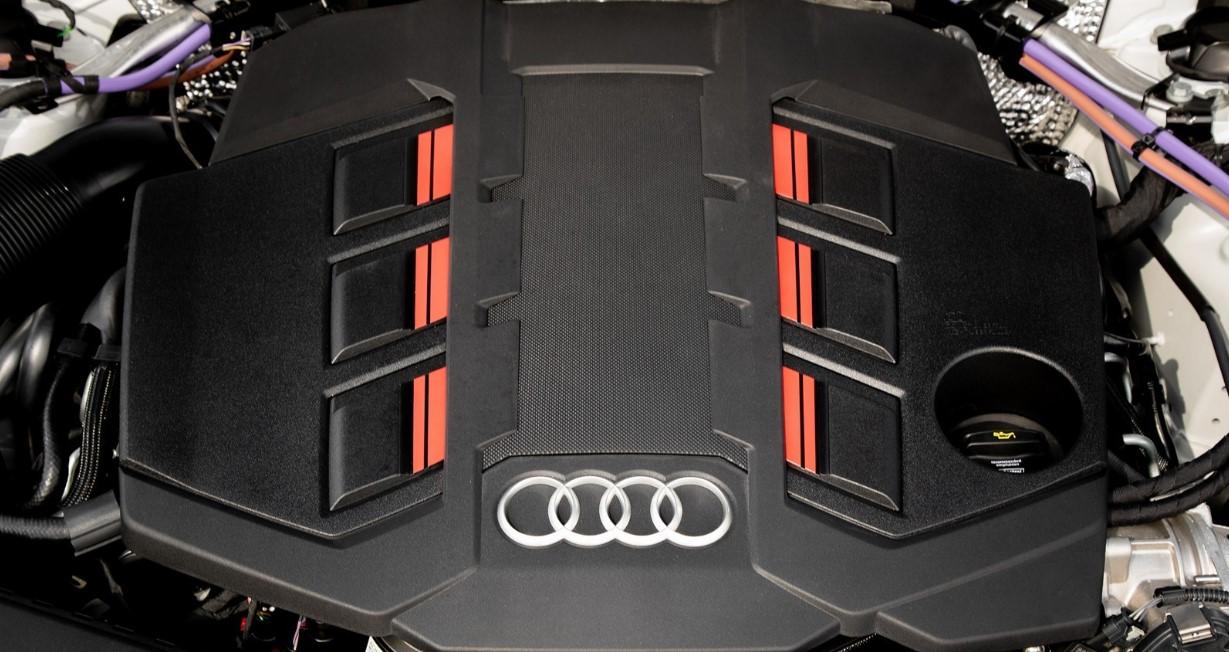 2020 Audi S7 Sportback Engine