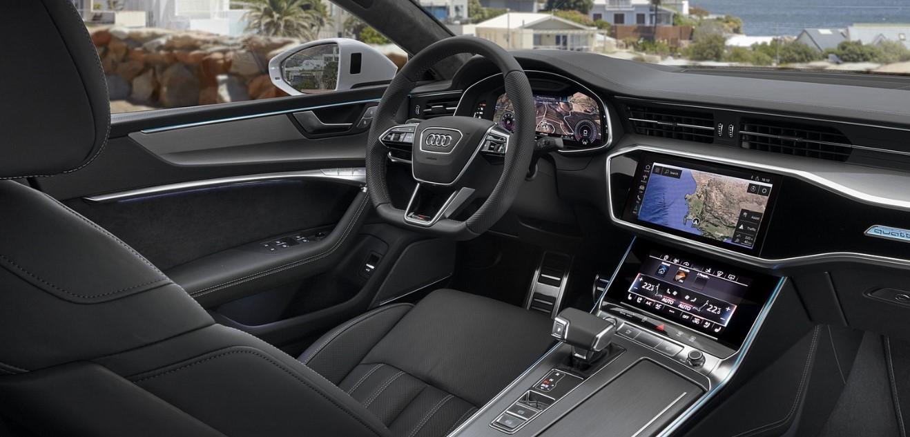 2020 Audi S7 Sportback Interior