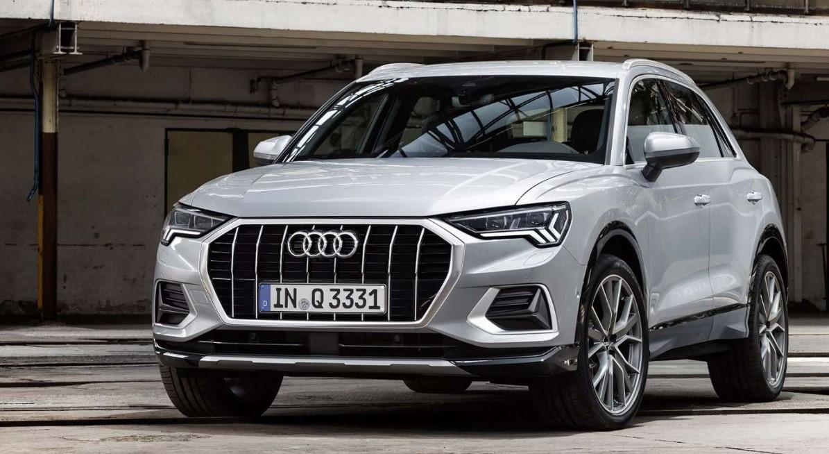 2020 Audi SQ3 Exterior