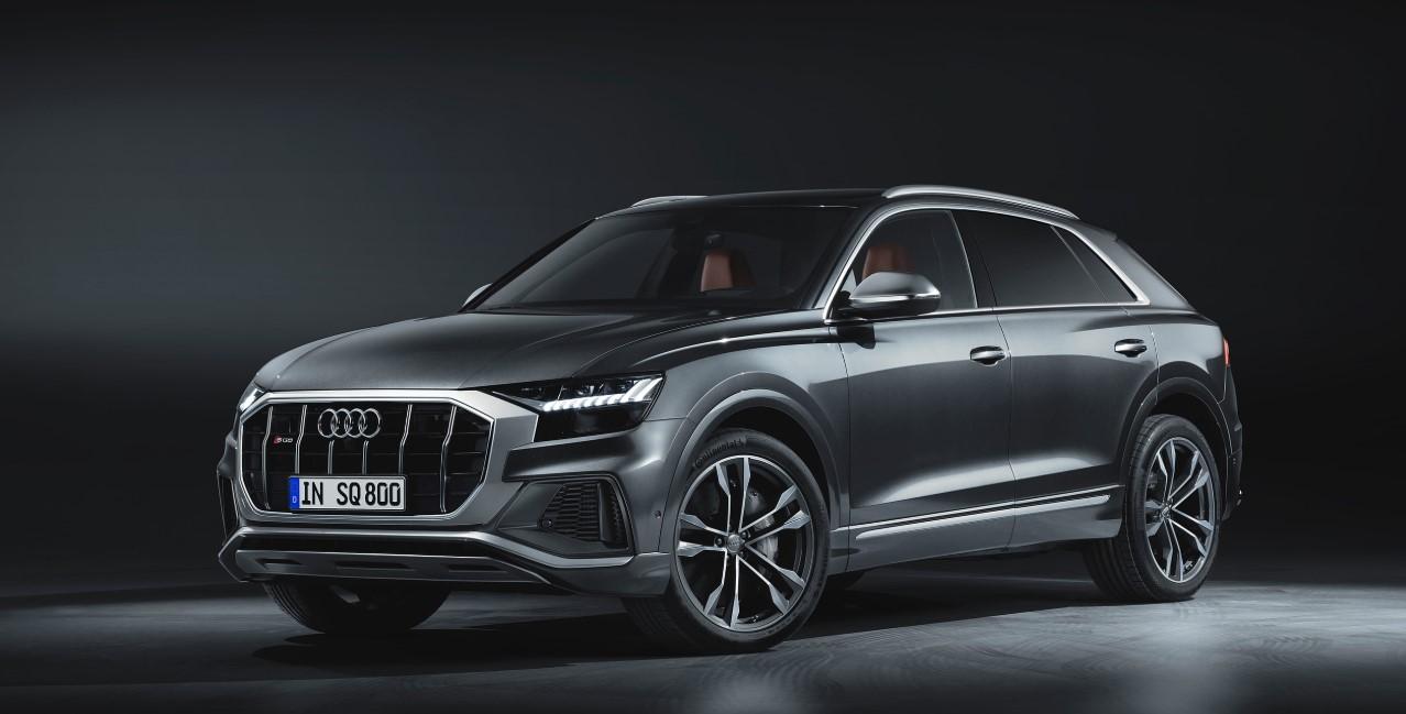 2020 Audi SQ7 Exterior