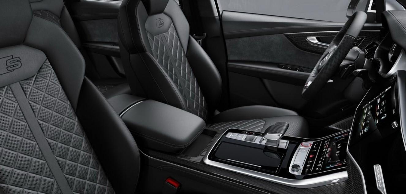 2020 Audi SQ7 Interior