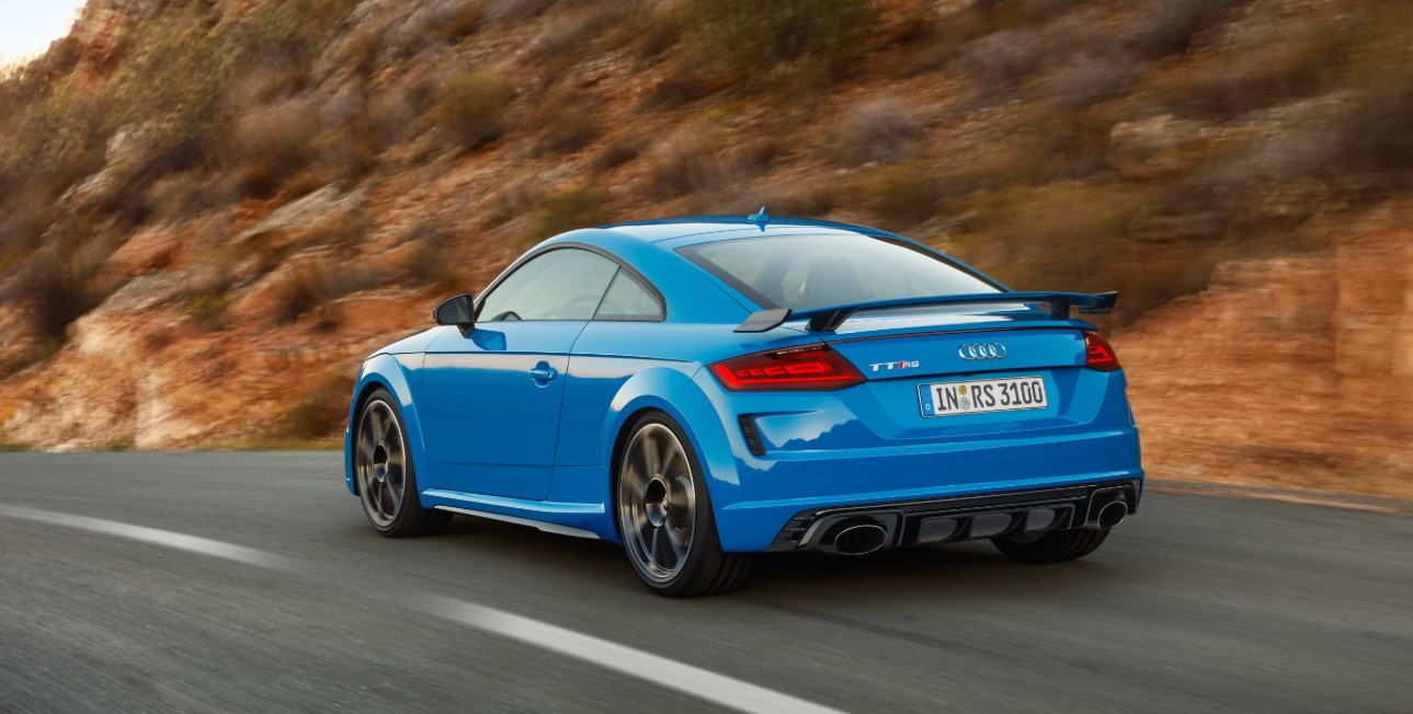 2020 Audi TT RS Engine