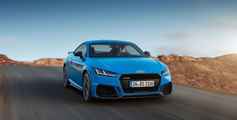 2020 Audi TT RS Exterior