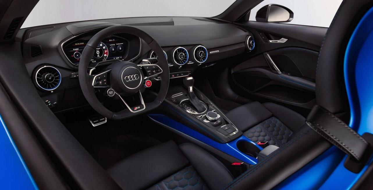 2020 Audi TT RS Interior
