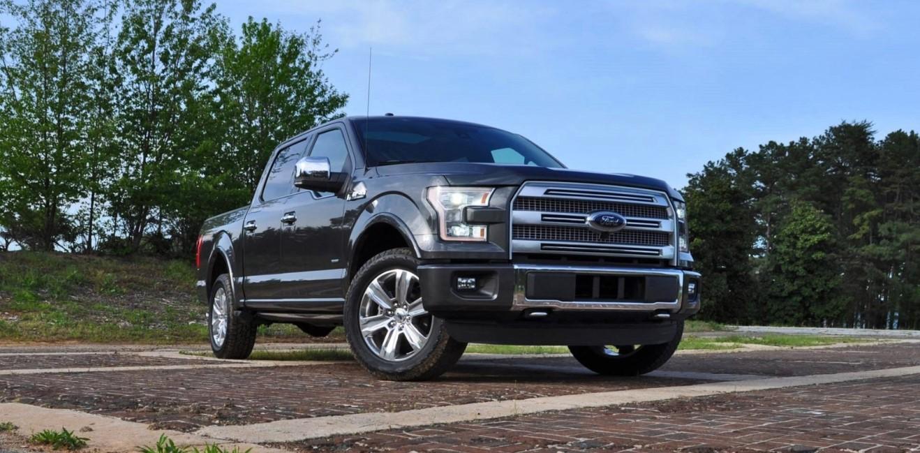 2020 Ford F 150 Platinum Exterior