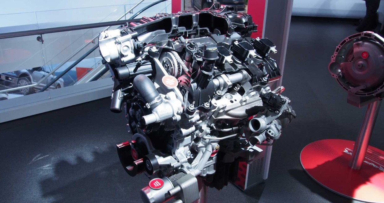 2020 Ford F 150 Raptor Engine