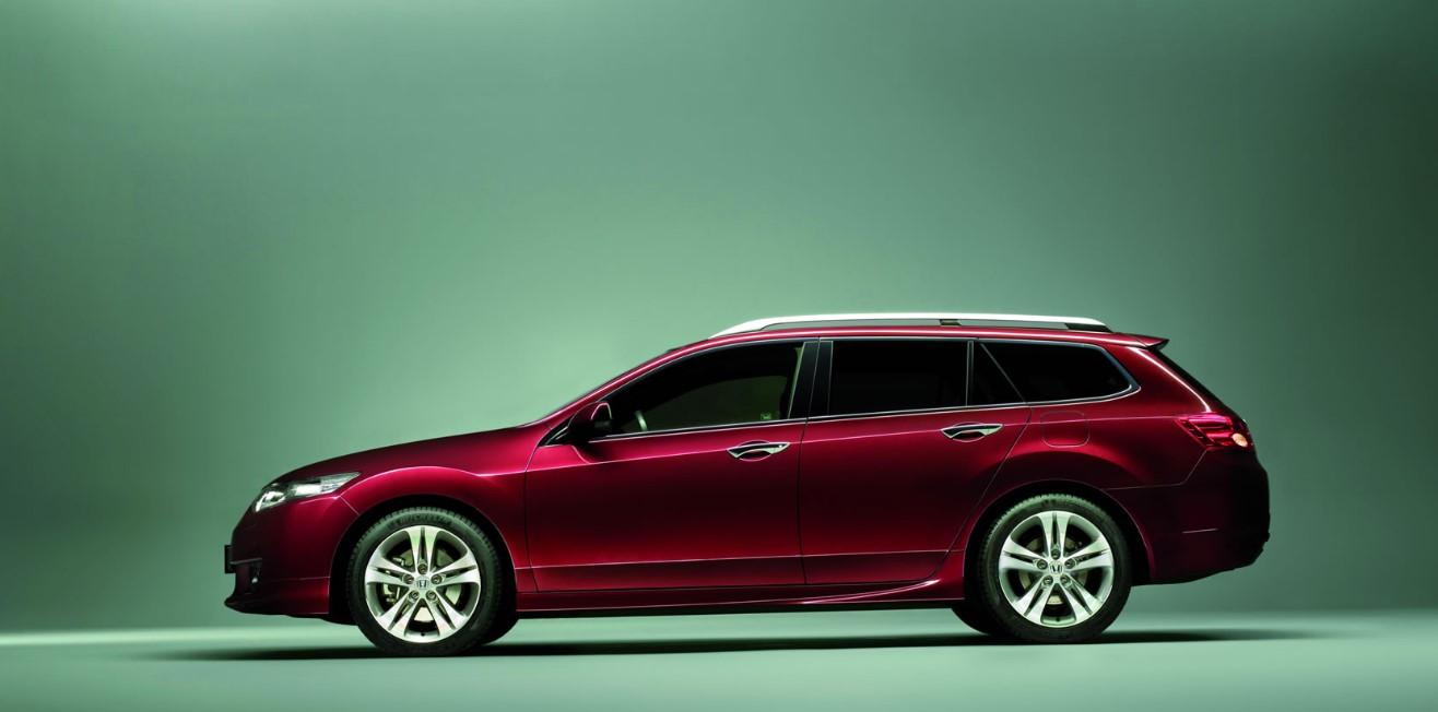 2020 Honda Accord Wagon Exterior