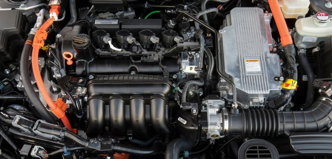 2020 Honda Insight Hybrid Engine