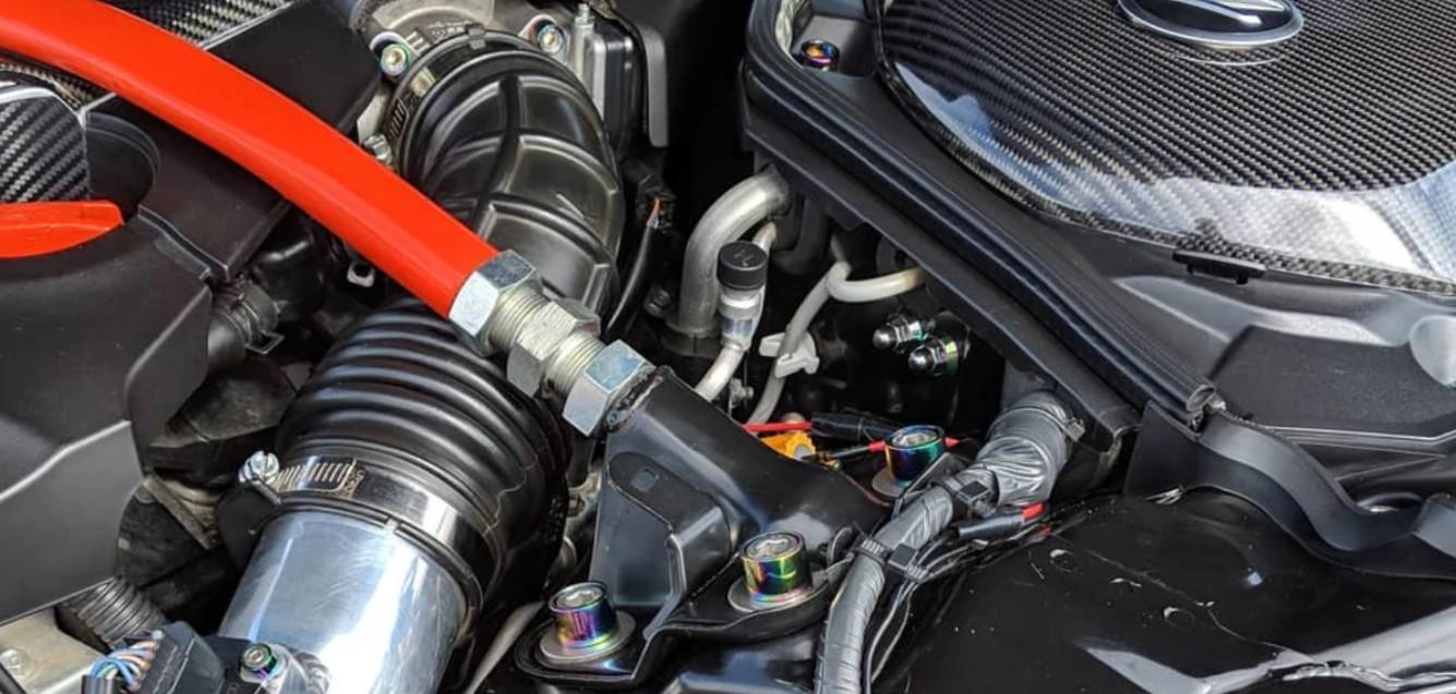 2020 Nissan 350Z Engine