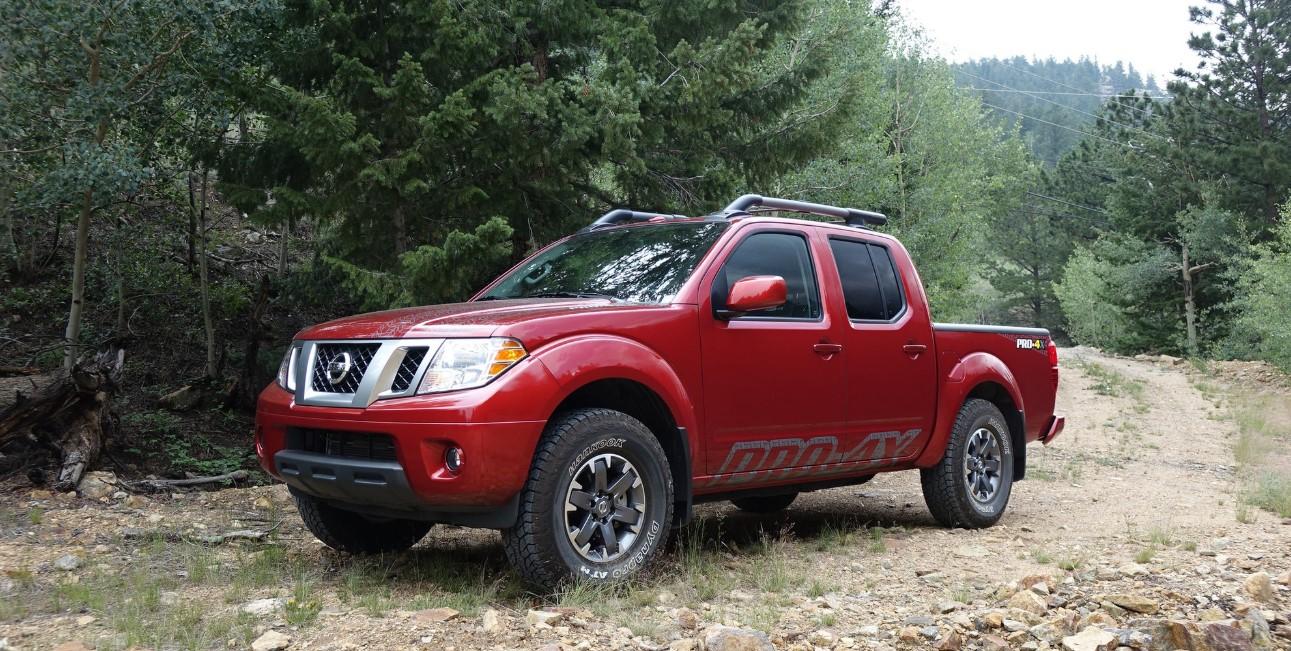 2020 Nissan Frontier Exterior