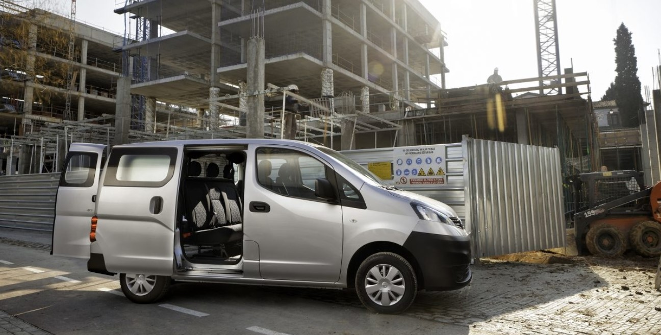 2020 Nissan NV200 Exterior
