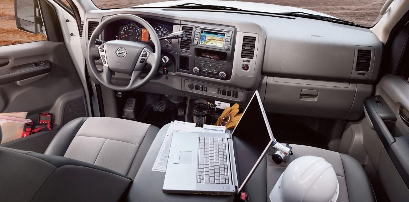 2020 Nissan NV200 Interior