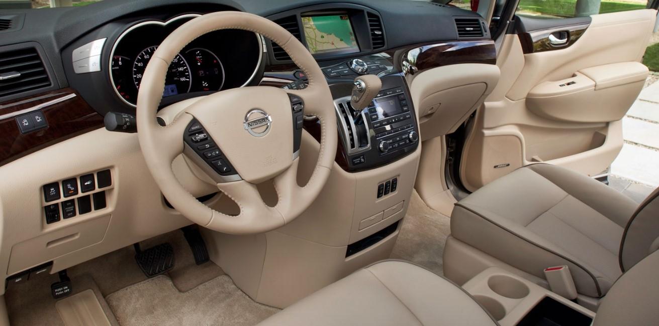 2020 Nissan Quest Interior