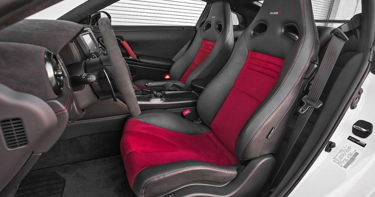 2020 Nissan Skyline GTR Interior