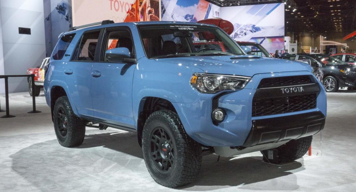 2020 Toyota 4Runner Exterior