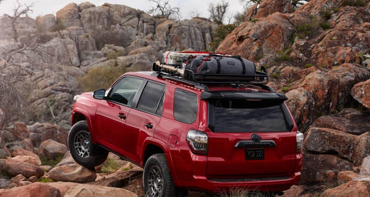 2020 Toyota 4Runner Hybrid Engine