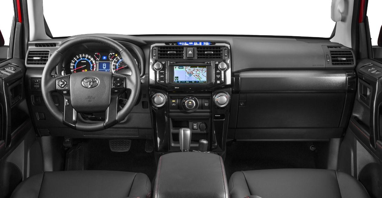2020 Toyota 4Runner Hybrid Interior