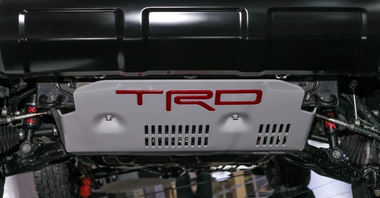 2020 Toyota 4Runner TRD Engine