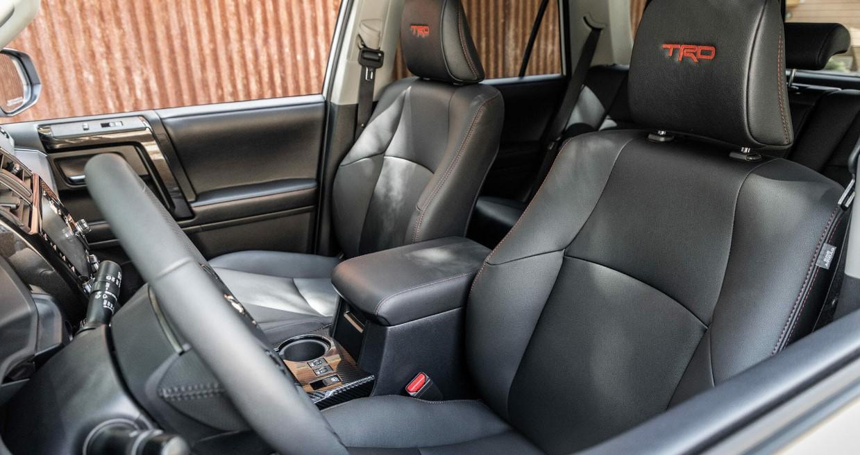 2020 Toyota 4Runner TRD Interior