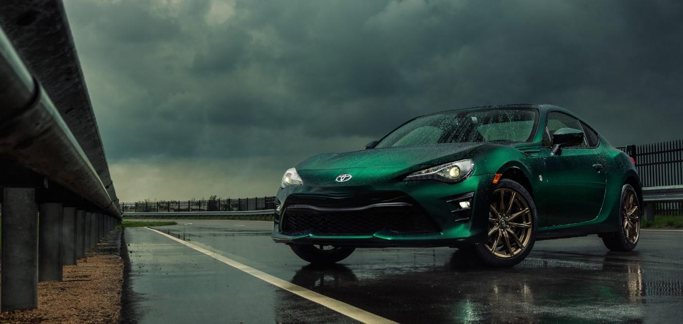 2020 Toyota 86 Exterior