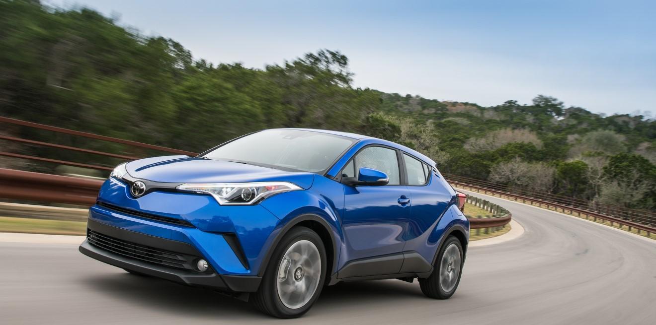 2020 Toyota C HR Exterior