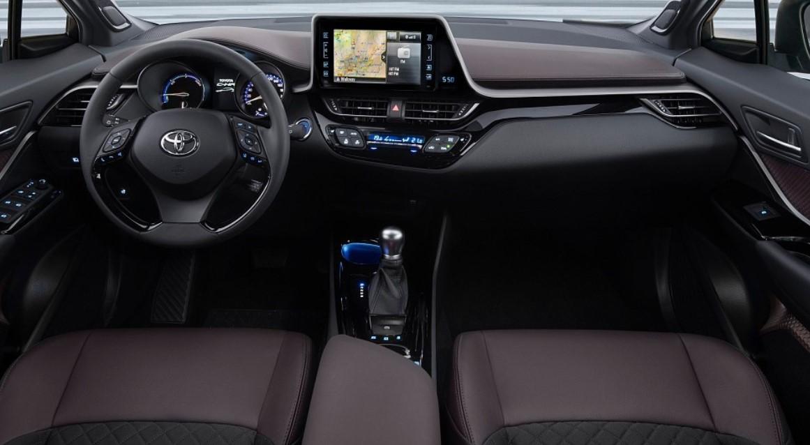 2020 Toyota C HR Interior