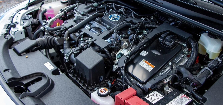 2020 Toyota Corolla LE Engine