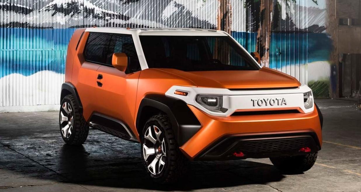 2020 Toyota FT-4X Exterior