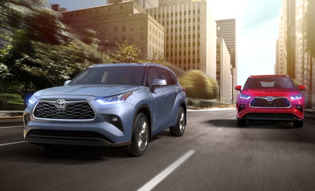 2020 Toyota Highlander Exterior
