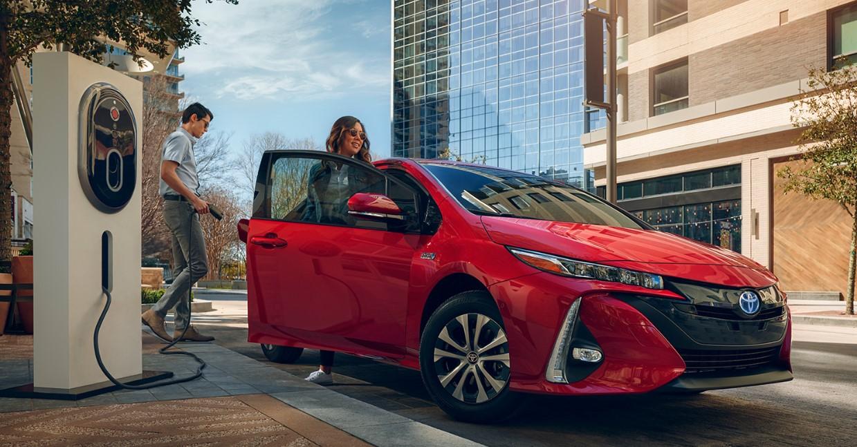 2020 Toyota Prius Prime Exterior