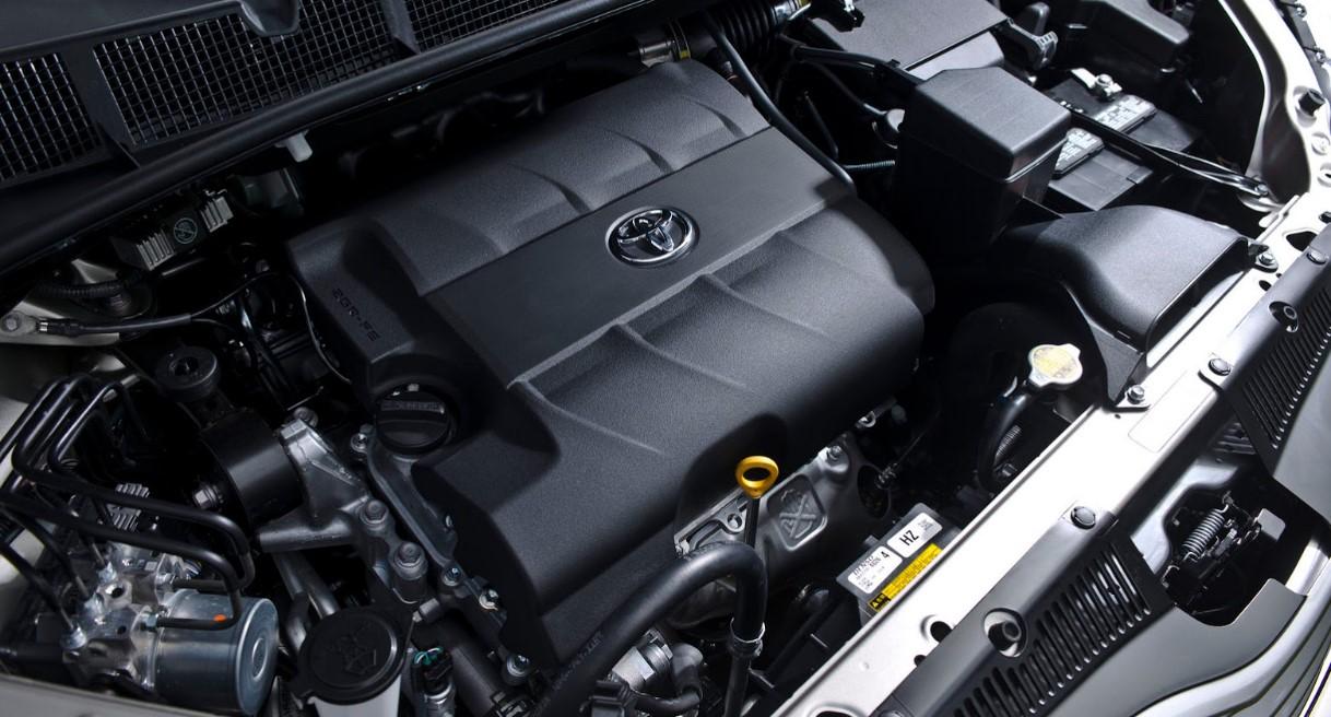 2020 Toyota Sienna Hybrid Engine