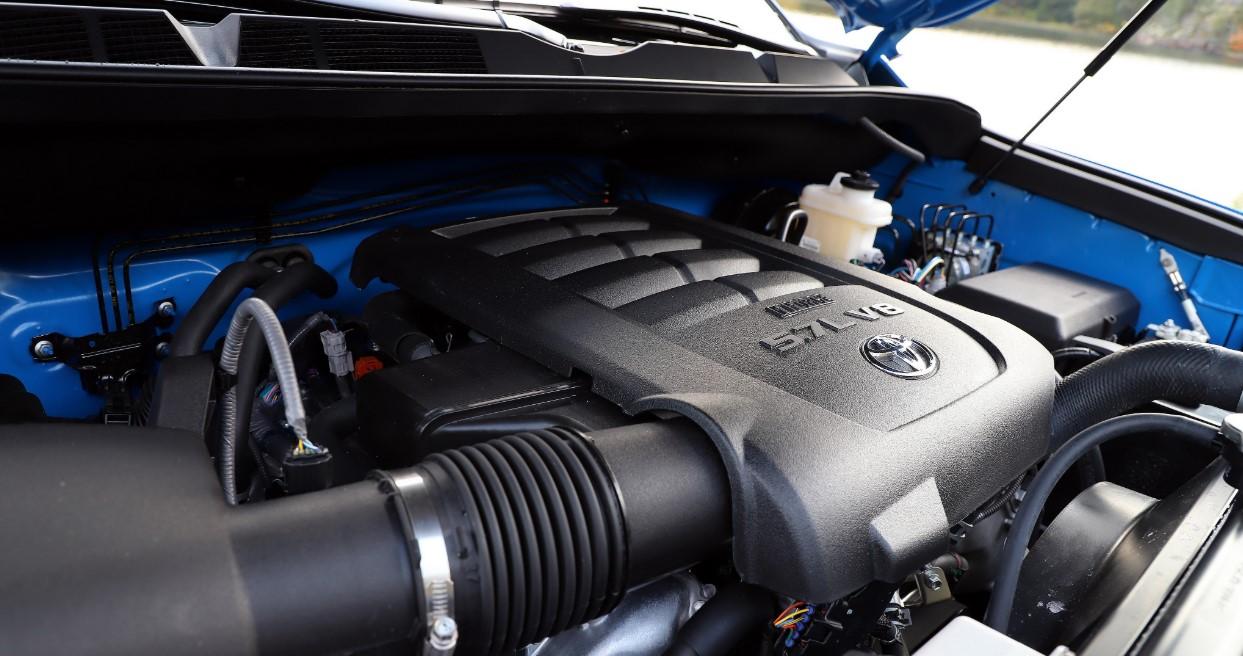 2020 Toyota Tundra Engine