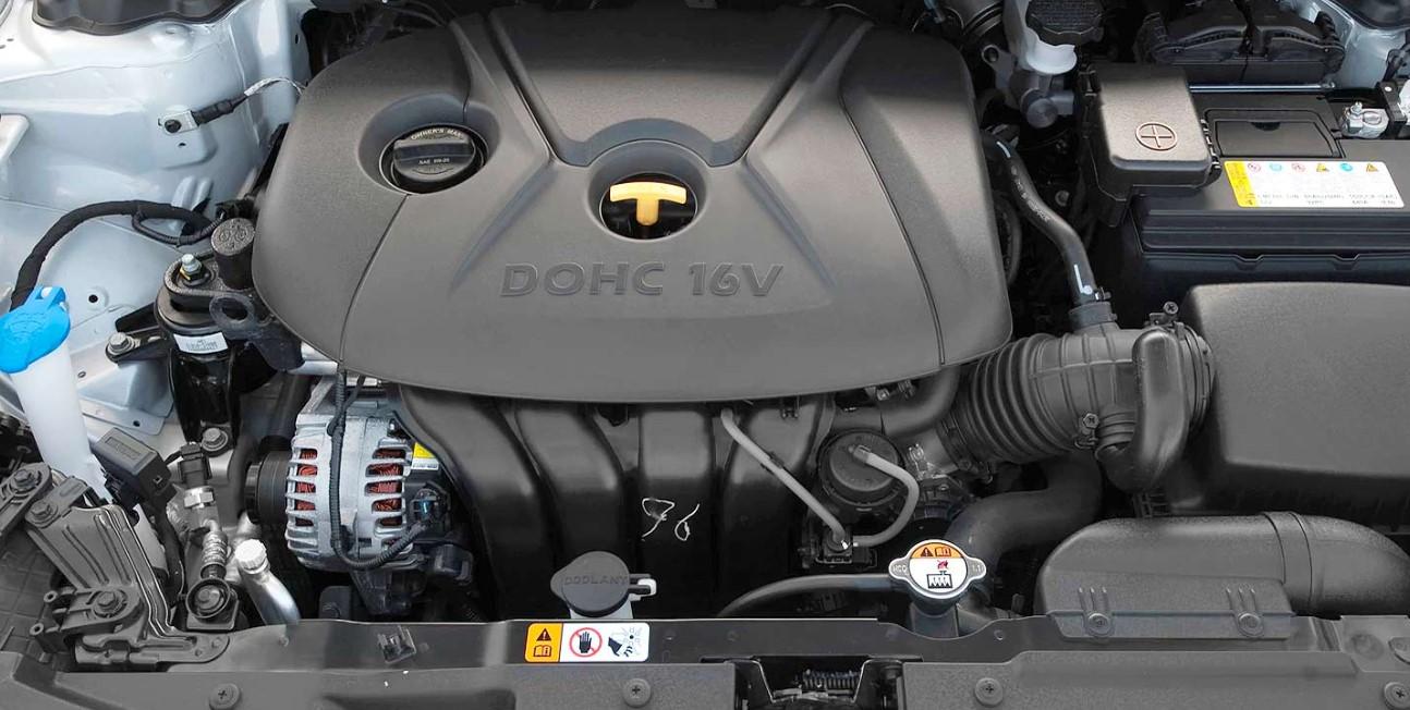 2021 Hyundai Elantra Engine