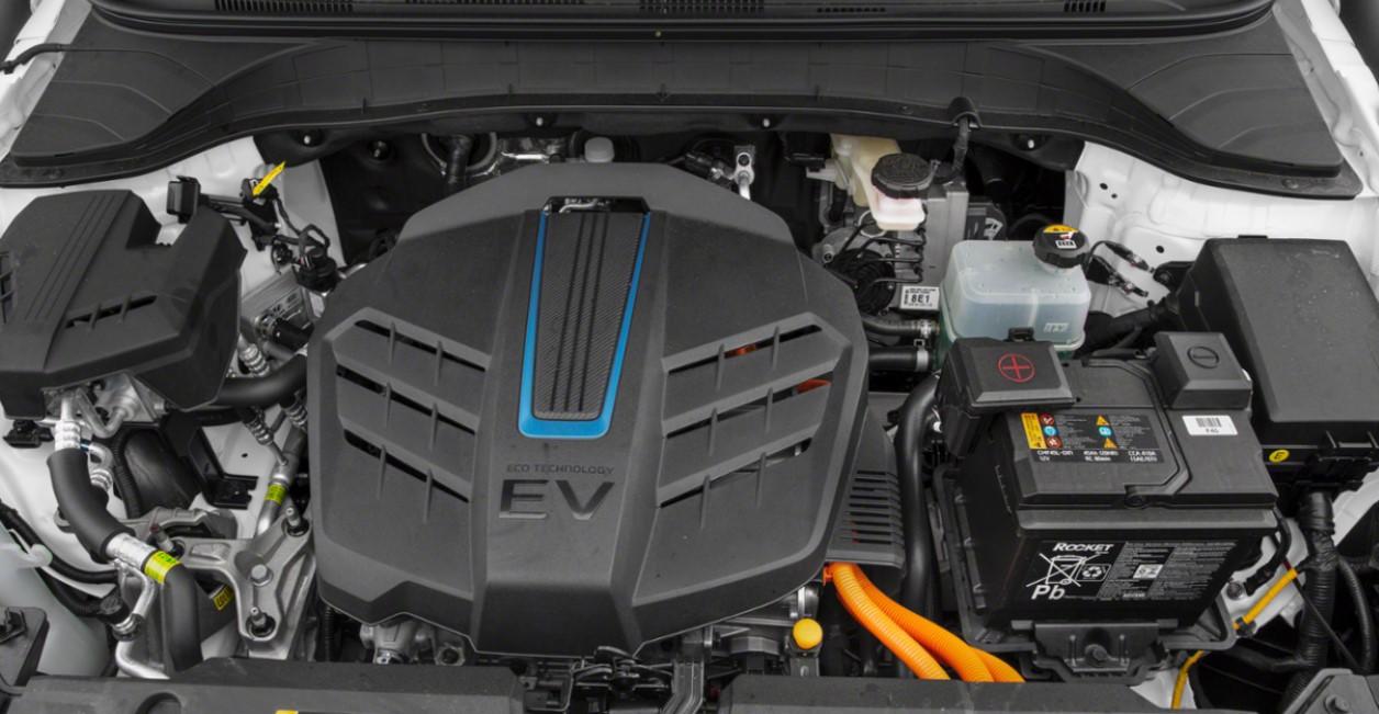 2021 Hyundai Kona EV Engine