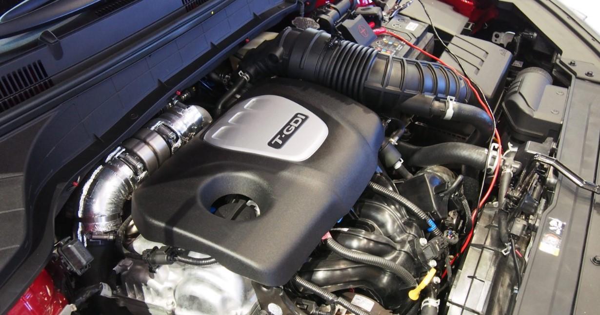 2021 Hyundai Kona Engine