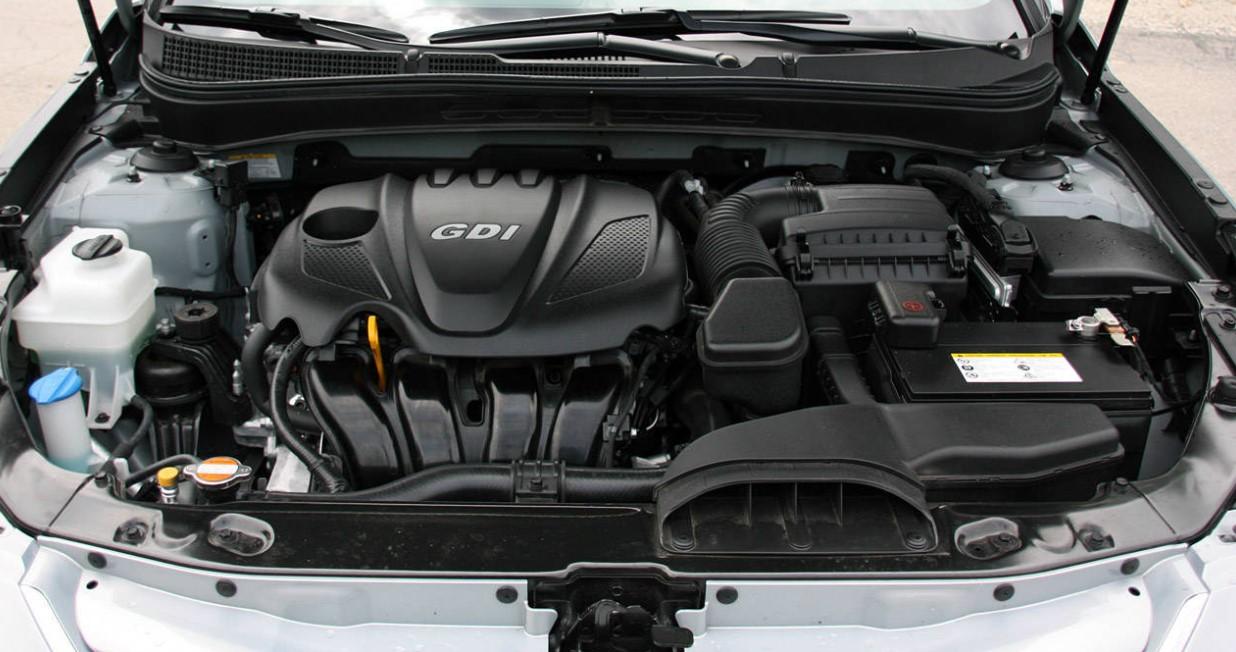 2021 Hyundai Sonata Engine