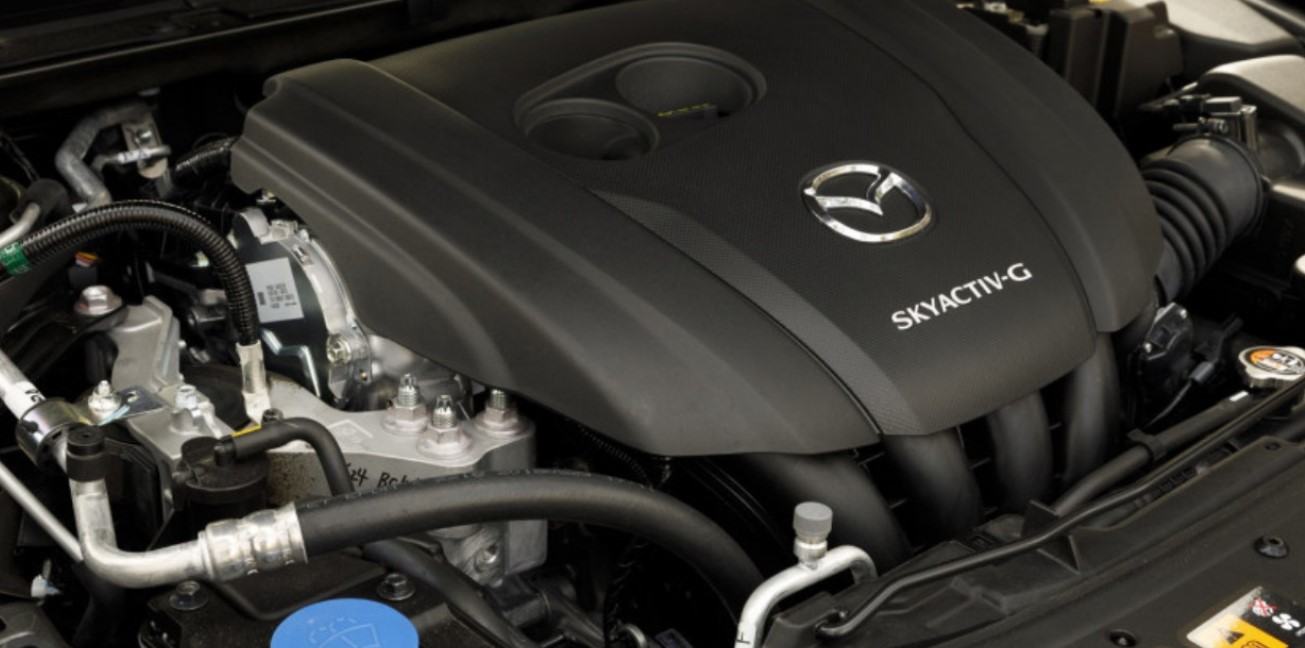 2021 Mazda 2 Engine