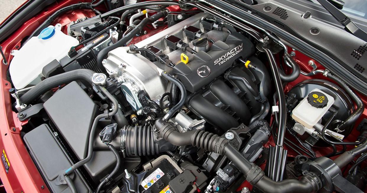 2021 Mazda MX-5 Engine