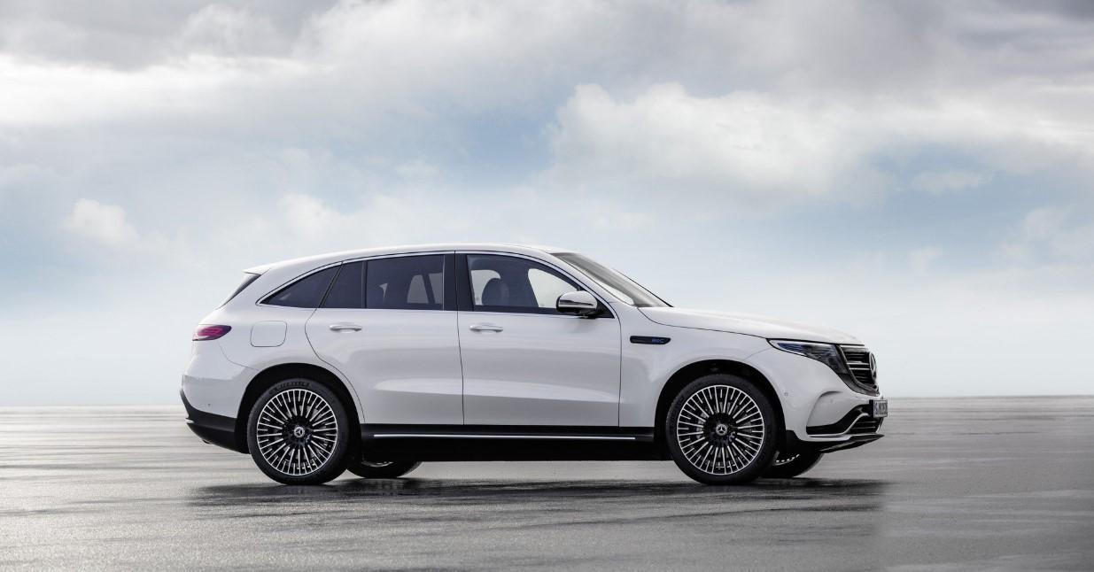 2021 Mercedes-Benz EQC Exterior